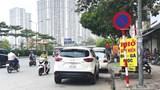 [Điểm nóng giao thông] Tràn lan vi phạm trật tự đô thị trên đường Trường Chinh