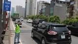 Hà Nội bắt đầu đếm xe đường vành đai 3 trên cao