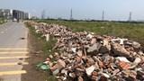 Cần quyết liệt xử lý nạn đổ trộm phế thải xây dựng tại Hà Nội