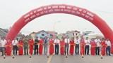 Thông xe kỹ thuật các tuyến đường hạ tầng khung huyện Gia Lâm
