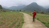 Người nông dân hiến đất làm đường tại Lào Cai