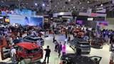 Lượng ô tô bán ra tăng mạnh trong tháng 5