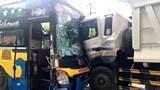 Đèo Bảo Lộc tắc nghẽn do tai nạn liên hoàn