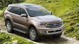 Giá xe ôtô hôm nay 21/6: Ford Everest ưu đãi 75 triệu đồng