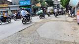 Hà Nội: Tiến độ thi công hạ ngầm đường dây điện, viễn thông không đảm bảo kế hoạch
