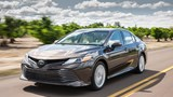Giá xe ôtô hôm nay 23/6: Toyota Camry có giá 1,029-1,235 tỷ đồng