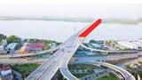 Cầu Vĩnh Tuy - Giai đoạn 2 trị giá hơn 2.500 tỷ đồng bằng nguồn vốn ngân sách TP Hà Nội