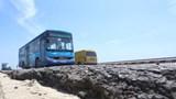 Lộ trình 16 tuyến buýt qua cầu Thăng Long thay đổi như thế nào trong thời gian sửa chữa?