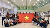 Đưa 200 người Việt ở Nam Á về nước an toàn