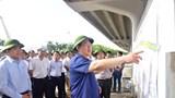 Bí thư Thành ủy Hà Nội Vương Đình Huệ chỉ đạo đẩy nhanh tiến độ các dự án giao thông trọng điểm