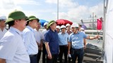 Bí thư Thành ủy Vương Đình Huệ: Đẩy nhanh việc hoàn thành 5 dự án giao thông trọng điểm của thành phố