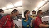 Gây rối, kích động trên máy bay, nam hành khách bị cấm bay 12 tháng