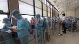 Chuyến bay đưa hơn 240 công dân về từ Đài Loan hạ cánh xuống sân bay Tân Sơn Nhất