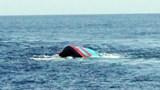 Va chạm giữa 2 tàu trên biển, 1 người chết, 1 người mất tích