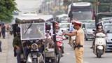 Những quy định mới về đăng ký xe, quyền hạn cảnh sát giao thông từ tháng 8/2020