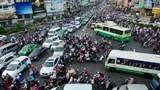 TP Hồ Chí Minh sẽ thu phí ô tô vào trung tâm thành phố giai đoạn 2021 - 2025