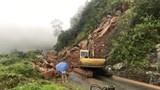 Mưa lũ gây hư hỏng nhiều tuyến đường trên địa bàn tỉnh Lai Châu