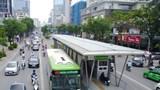 Sản lượng và doanh thu 6 tháng đầu năm của xe buýt Thủ đô giảm sâu