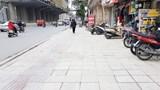Trải lại thảm đường, lát đá lại vỉa hè: Đồng bộ để tránh lãng phí
