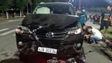 Tai nạn giao thông mới nhất hôm nay 25/7: Xe máy chở 3 va chạm kinh hoàng với ô tô, 3 người thương vong