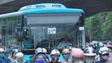 Xe buýt Hà Nội lao đao vì dịch bệnh Covid-19