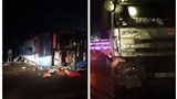 Thêm vụ lật xe khách khiến gần 20 người nhập viện cấp cứu