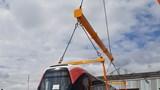 Hình ảnh mới nhất của đoàn tàu Nhổn - ga Hà Nội tại Pháp