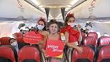 Vietjet Thái Lan khai trương đường bay Bangkok - Khon Kaen