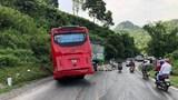 Tai nạn giao thông mới nhất hôm nay 31/7: Xe tải đâm xe khách, nhiều người hoảng loạn