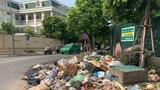 Bãi rác tại nút Phạm Hùng – Nguyễn Quốc Trị: Bao giờ được xử lý?