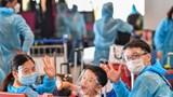 Sân bay Vân Đồn đón 278 người Việt ở châu Âu về nước