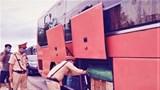 Hà Tĩnh: Bắt giữ xe khách vận chuyển 50 ngàn khẩu trang không rõ nguồn gốc