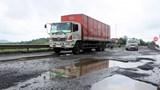 Chậm trễ sửa chữa hư hỏng quốc lộ 5 do kinh phí quá lớn