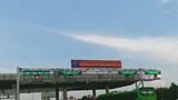 Thu phí không dừng trên cao tốc Hà Nội - Hải Phòng từ 9 giờ sáng nay