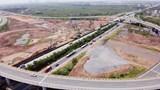 Hà Nội: Thay đổi phân luồng giao thông để thi công đơn nguyên cầu còn lại đường Vành đai 3