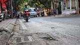 Hà Nội chi 14 tỷ đồng sửa chữa, chỉnh trang đường Thụy Khuê