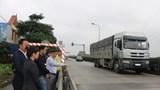 Cân kiểm soát tải trọng xe tự động: Vi phạm chở quá tải trên quốc lộ 5 giảm hơn 20 lần