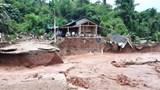 Hạ tầng giao thông các tỉnh miền núi phía Bắc ảnh hưởng nghiêm trọng do mưa lũ