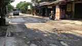 Đường 35 tại huyện Sóc Sơn bị xuống cấp: Làm rõ trách nhiệm chủ đầu tư