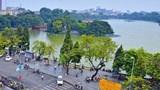 Hà Nội: Tạm dừng việc tổ chức các hoạt động tại không gian đi bộ Hồ Gươm