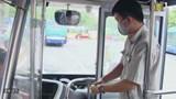 Xe buýt từ chối phục vụ nếu khách không đeo khẩu trang
