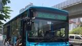 Xe buýt Hà Nội: Nỗ lực phòng chống Covid-19 trong khó khăn
