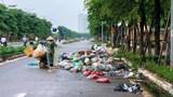 Vì sao Đại lộ Chu Văn An ngập trong rác thải?