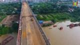 Kiểm soát chặt chẽ sửa mặt cầu Thăng Long
