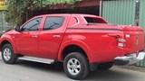 Xe bán tải hạ tải để vào nội đô: Vẫn bị xử phạt