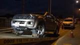 """Lái xe say rượu, """"cố thủ"""" trong ô tô hơn 5 giờ trên cao tốc Pháp Vân - Cầu Giẽ"""