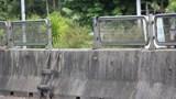 Thừa Thiên Huế: Hàng trăm tấm lưới chống lóa biến mất trên QL1A