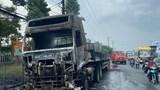 Tai nạn giao thông mới nhất hôm nay 1/9: Tông vào xe tải cùng chiều trên cao tốc, tài xế tử vong