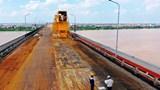 Giải mã nghi vấn mặt cầu Thăng Long được sửa bằng công nghệ Trung Quốc