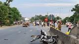 Hà Tĩnh: Va chạm với xe cứu thương, người phụ nữ tử vong tại chỗ